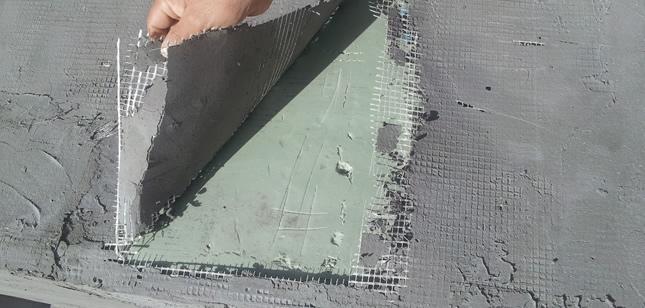 Eifs Mesh Fiberglass Tape For External Wall Stucco Finish