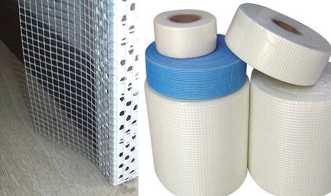 Plaster Mesh Stucco Mesh Fiberglass Mesh For Wall