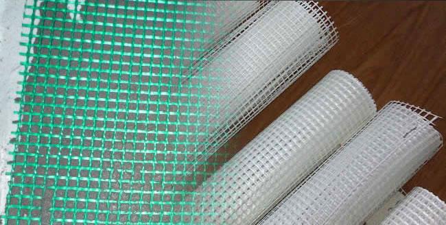 White Fiberglass Mesh : Fiberglass mesh tape eifs and plaster